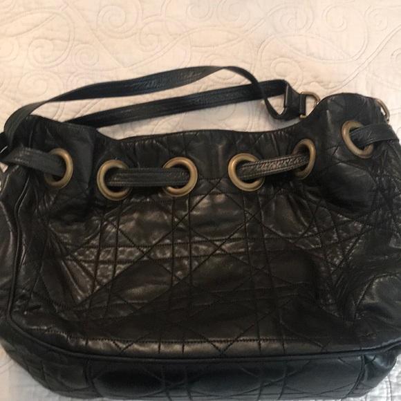Dior Handbags - Slouchy drawstring purse